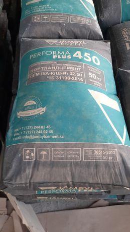 Жамбыл цемент м450 оптом и в розницу