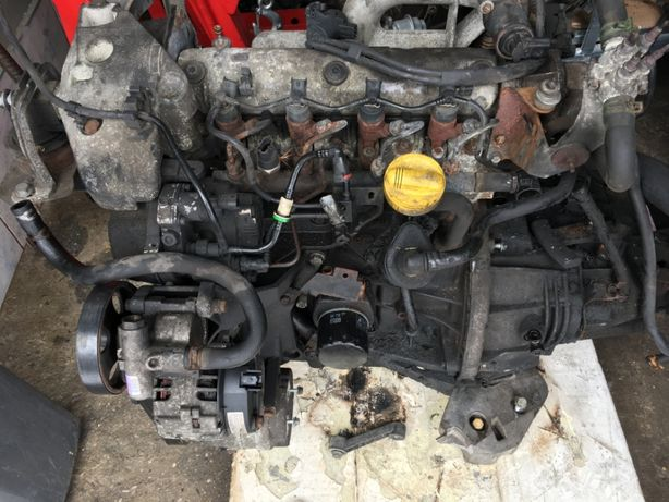 Motoare Renault Trafic 1.9dci 101cp/Opel Vivaro 1.9dci 101cp 2001-2010