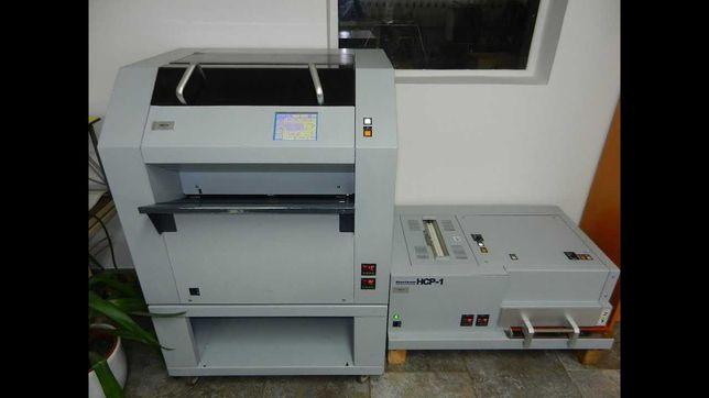 Horizon HCM-1/HCP-1 Aparat semiautomat de productie coperti tari