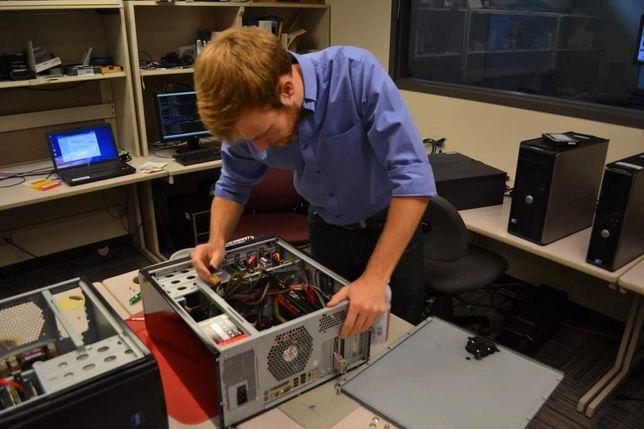 Мастер по ремонту компьютера и ноутбука, видеокарты, процессоры Выезд
