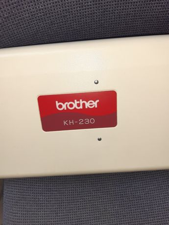 Вязальная машина Brother kh 230