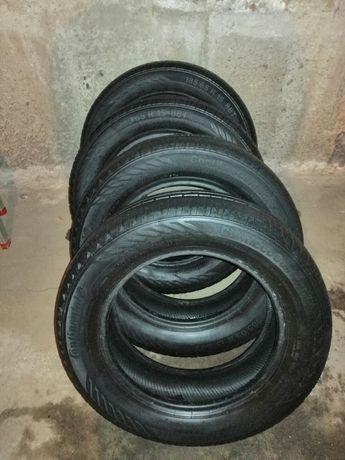 4 бр летни гуми Continental EcoContact 3 185/65/15 88T