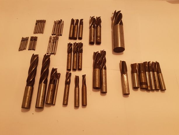 Freza deget / freze cilindro- frontale / freze metal