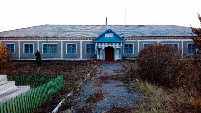 продам здание на костанайской трассе. с. Сенжарка Жамбылского района