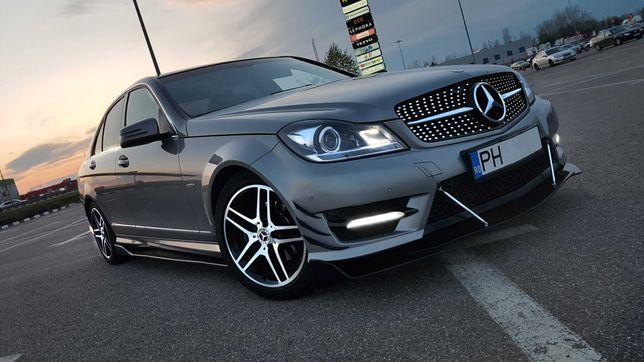 Mercedes Benz C W204 PACHET AMG