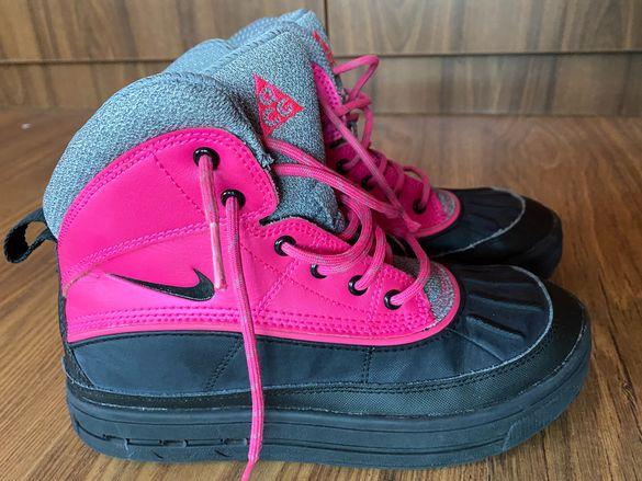 Nike детски ботуши розови