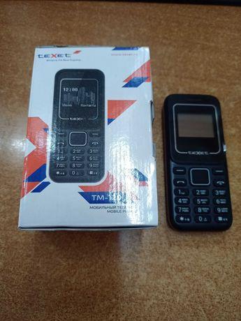 Простой телефон новый