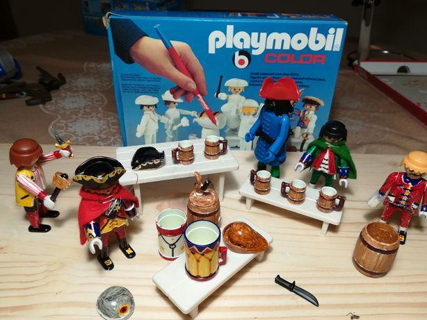 Playmobil original Germania omuleți accesorii stare buna 30 lei