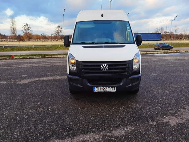 Vand VW Crafter 2013 .09