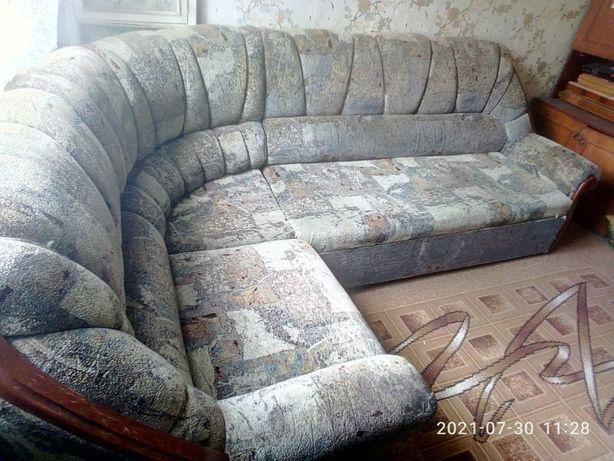 Угловой диван...