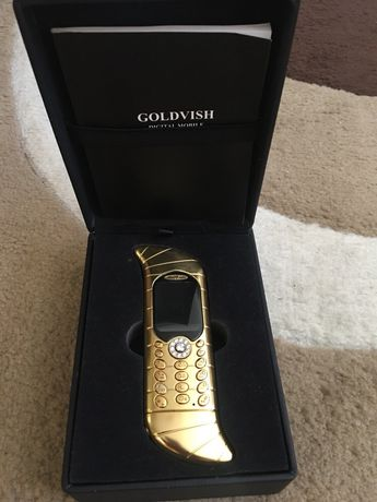 Vertu Goldvish
