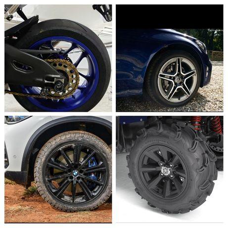Изправяне на джанти на ATV, мотори,автомобили,джипове,бусове
