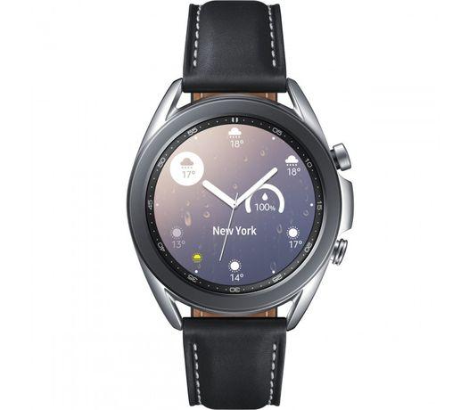 Ceas Smartwatch Samsung Galaxy Watch3 41mm Silver SM-R850NZSAEUE nou