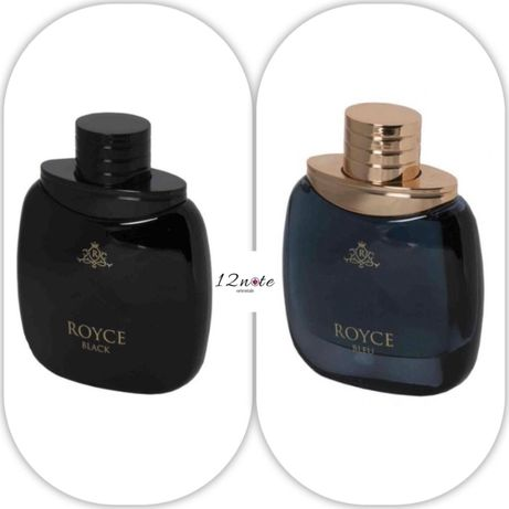 Parfum Arabesc bon/fact ROYCE BLEU/BLACK Vurv Parfumuri Arabesti Dubai