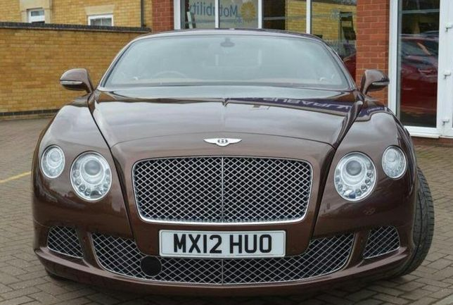 Bentley Continental GT MDS 6.0 2dr