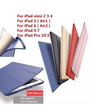 Husa flip activa iPad Air 1,2,3 iPad 5,6,7,8,9 iPad Pro 11 si 12,9 NOU