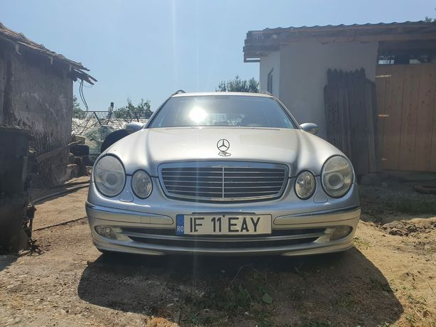Vand/Schimb Mercedes E class