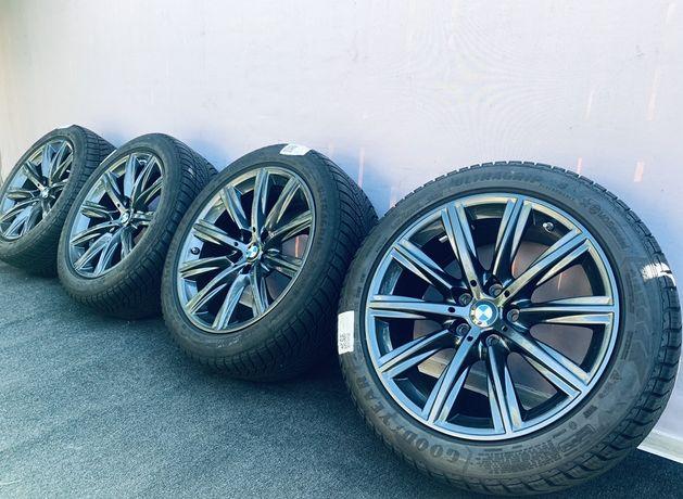 """Jante originale BMW G30 G31 G32 18"""" roti iarna style 684 245/45/18"""
