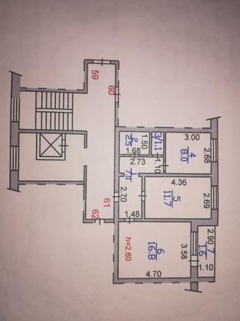 2-х квартира Шахтеров 1