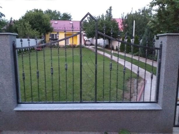 Garduri fier forjat Pascani