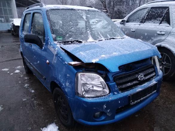 Suzuki wagon R 1.3 4x4