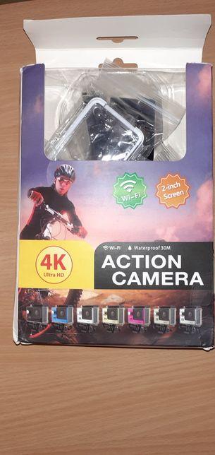 Camera 4k ultra HD SPORT wi-fi diverse intrebuintari