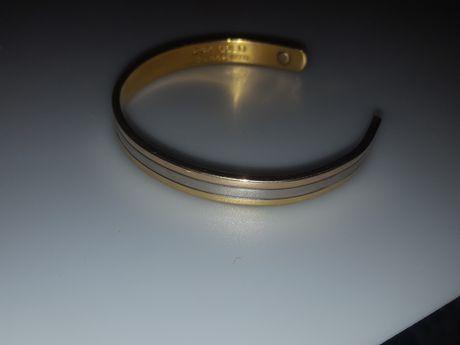 Bratara placat aur 24 k electroplated