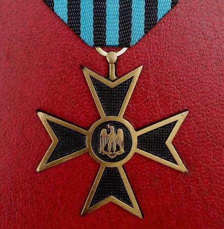 Medalia Crucea comemorativa - al doilea război mondial, 1941-1945