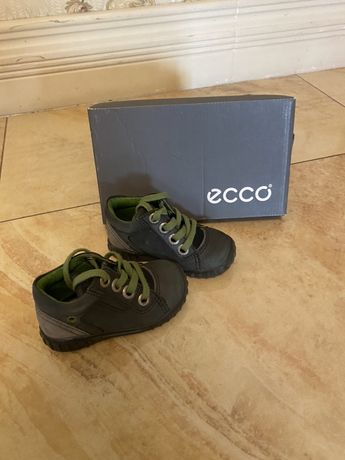 Осенние ботинки Ecco,  20 размер