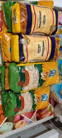 Для здоровье каши кукуруз, геркулес