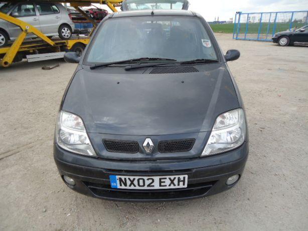 Renault Scenic din 1999-2002, 1.4 b