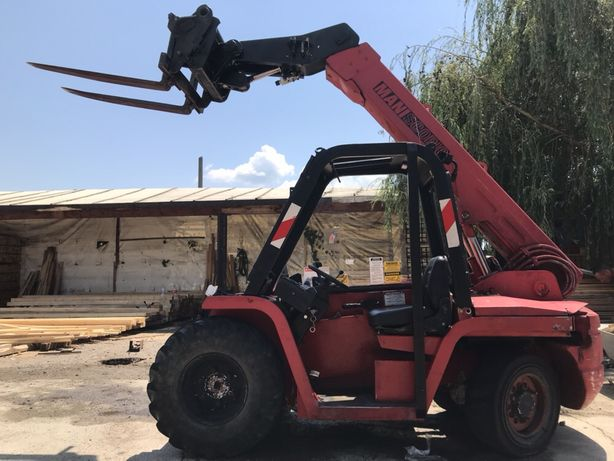 Manitou 4x4 stivuitor Incarcator frontal telescopic motostivuitor
