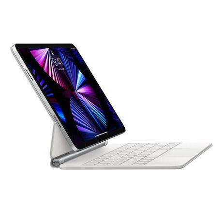 Magic Keyboard Белый/ Русская Клавиатура iPad Pro 12.9/ 2018/2020/2021