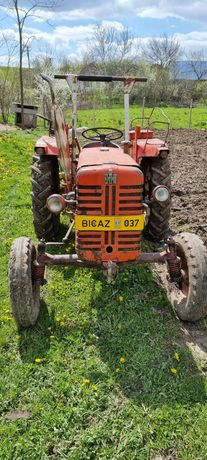 Tractor McCormick 35 CP