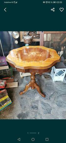 Set mese vechi lemn