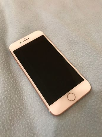 Apple iPhone 7 128 Rose Gold отключен