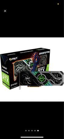 Видеокарта Palit GeForce RTX 3090 GamingPro 24GB