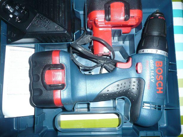 Bormasina autofiletante BOSCH GSR 14,4V Professional