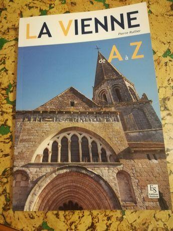 Нова гланцирана и цветна книга за северозападна франция- френски език