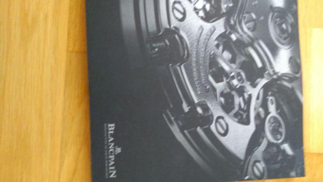 Catalog NOU ceasuri Blancpain