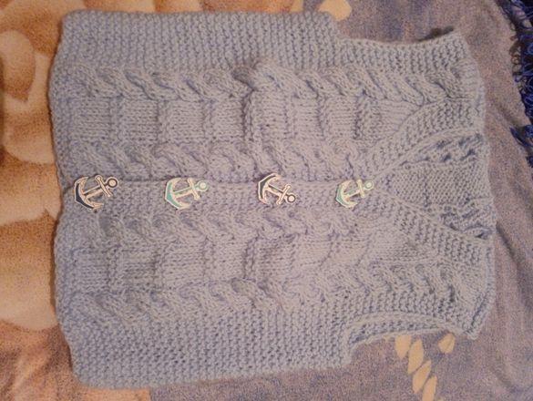 Плетни бебешки дрежки