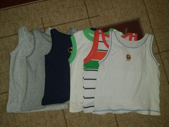 6 бр потници за 10 лв 4 годинки и елегантна риза за 10 лв
