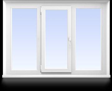 Окна в хорошем состоянии