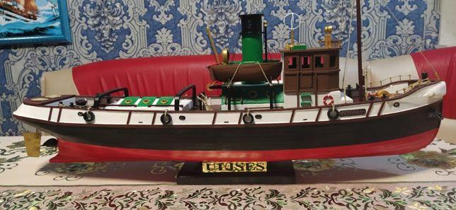 """Продается деревянная модель корабля """"ULISES"""""""