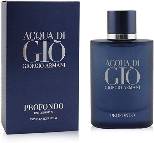 Оригинал ! Armani Acqua di Giò Profondo EDP 75мл.