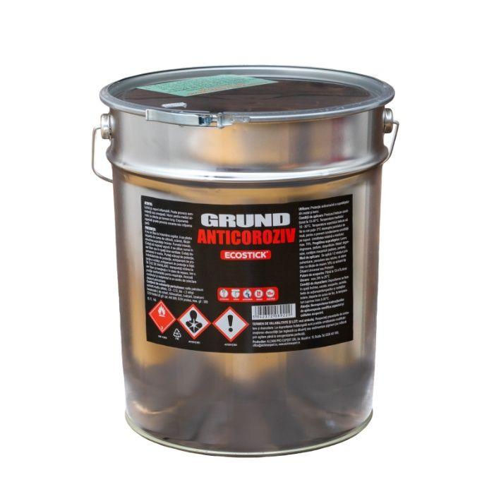 Grund Anticoroziv 25 KG pt metal - Pret de Producator Buzau - imagine 1