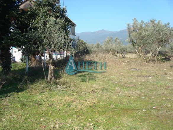 Изгоден парцел 582 м2 в курортно селище Врасна, Гърция, за каравана