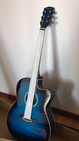 Акустическая гитара Adagio MDC-3917синий