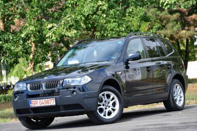 BMW X3 //\\ xDrive //\\ 3.0 diesel //\\ e83