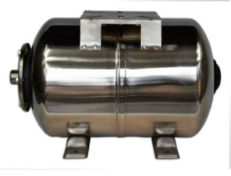 Vas expansiune Hidrofor 24/ 50 litri INOX Rezervor Butelie cu Membrana